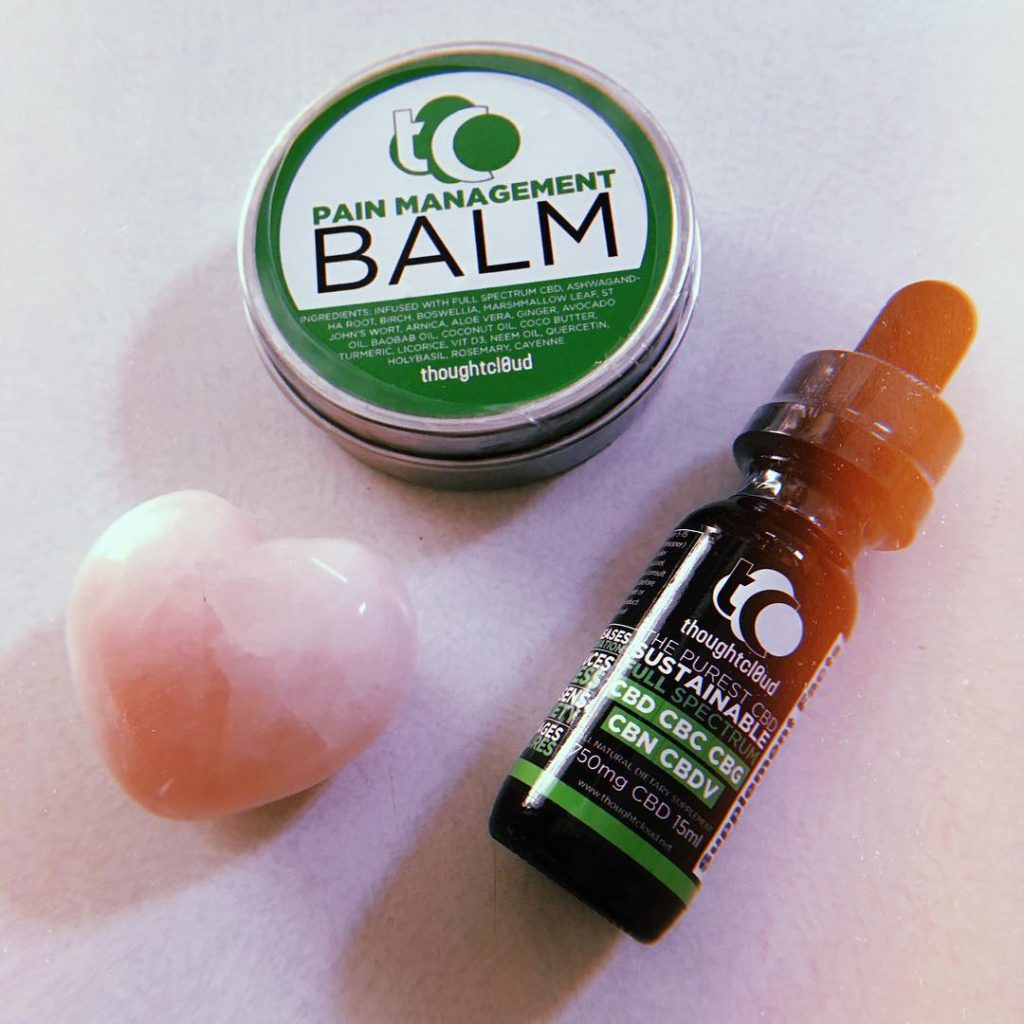 PAIN MANAGEMENT CBD