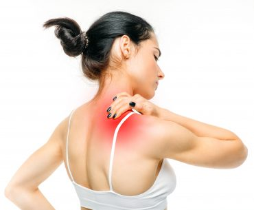 CBD Pain Balm In Muscle Aches