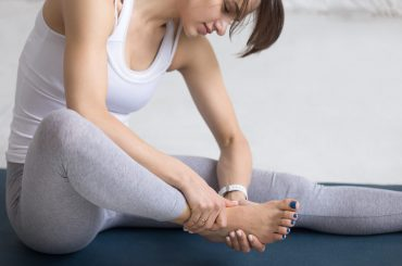 cbd for high ankle sprains